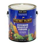 Exterior Dead Flat Varnish
