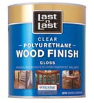 ABSOLUTE COATINGS 53004 LAST N LAST POLYURETHANE WOOD FINISH GLOSS 450 VOC SIZE:QUART.