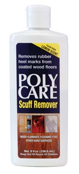 ABSOLUTE COATINGS 70128 POLYCARE SCRUFF REMOVER SIZE:8 OZ.