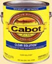 CABOT STAIN 43000 NATURAL CLEAR SOLUTION OIL BASED SIZE:QUART.