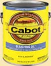CABOT STAIN 13241 BLEACHING OIL SIZE:1 GALLON.