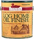 Superdeck Log Home Oil Finish
