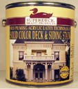 DUCKBACK DB-9601-5 PASTEL BASE ACRYLIC LATEX SELF PRIMING SOLID COLOR DECK & SIDING STAIN & SEALER SIZE:5 GALLONS.