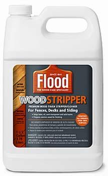 FLOOD FLD138 WOOD STRIPPER SIZE:1 GALLON. PACK:4 PCS.
