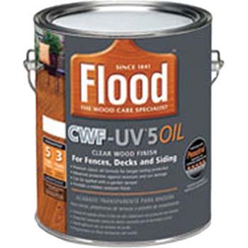 FLOOD FLD146 CWF-UV5 OIL CEDAR 350 VOC SIZE:1 GALLON.