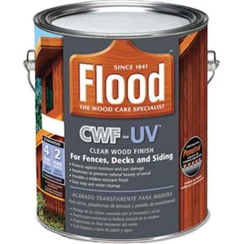 FLOOD FLD27 CWF-UV HONEY GOLD 350 VOC SIZE:1 GALLON.