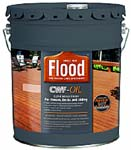 FLOOD FLD447 CWF OIL CLEAR 350 VOC SIZE:5 GALLONS.