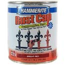 HAMMERITE 44210 BRIGHT RED SMOOTH FINISH SIZE:QUART