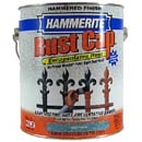 HAMMERITE 45150 LIGHT BLUE HAMMERED METAL FINISH SIZE:1 GALLON