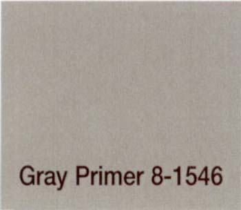 MAJIC 39462 8-1546 DIAMONDHARD ACRYLIC ENAMEL GRAY PRIMER SIZE:QUART.