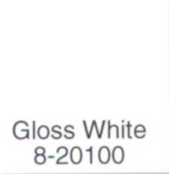 MAJIC 01008 8-20100 SPRAY ENAMEL GLOSS WHITE MAJIC SIZE:10 OZ.SPRAY.