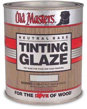 OLD MASTERS 50204 TINTING GLAZE SIZE:QUART.