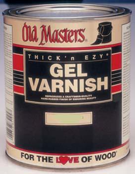 OLD MASTERS 85108 GEL VARNISH SIZE:PINT.