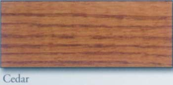 OLD MASTERS 11916 CEDAR WIPING STAIN SIZE:1/2 PINT.