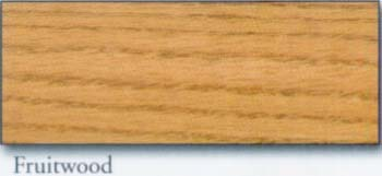 OLD MASTERS 61301 FRUITWOOD FAST DRY WOOD STAIN SIZE:1 GALLON.