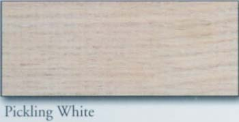 OLD MASTERS 81004 PICKLING WHITE GEL STAIN SIZE:QUART.