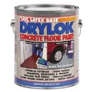 UGL 21313 DRYLOK GULL CONCRETE FLOOR PAINT LATEX SIZE:1 GALLON.