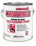 VALSPAR 11921 CONTROLZ INTERIOR OIL BASED STAINBLOCKER VOC SIZE:1 GALLON.