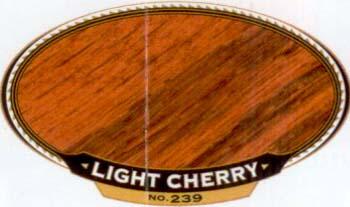 VARATHANE 12899 211942 LT CHERRY 239 OIL STAIN SAMPLE PACK:40 PCS.