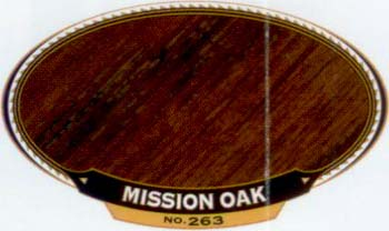 VARATHANE 12861 211805 MISSION OAK 263 OIL STAIN SIZE:1/2 PINT.