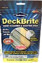WOLMAN 16003 DECKBRITE WOOD CLEANER & COATING PREP POWDER CONCENTRATE SIZE:3 LB.