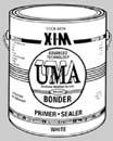 XIM 11051 WHITE UMA WATER REDUCIBLE ACRYLIC BONDER SIZE:1 GALLON.